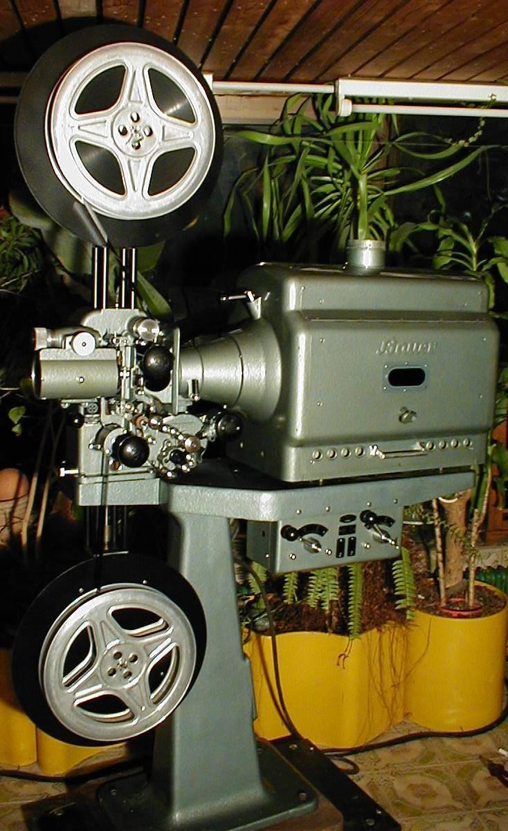 Kino # 35mm # Projektor # Pulsor # Film-Abriss-Sensor # unbekannter Hersteller